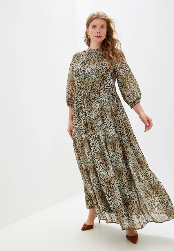 Платье Lamiavita Lamiavita MP002XW0R7C3