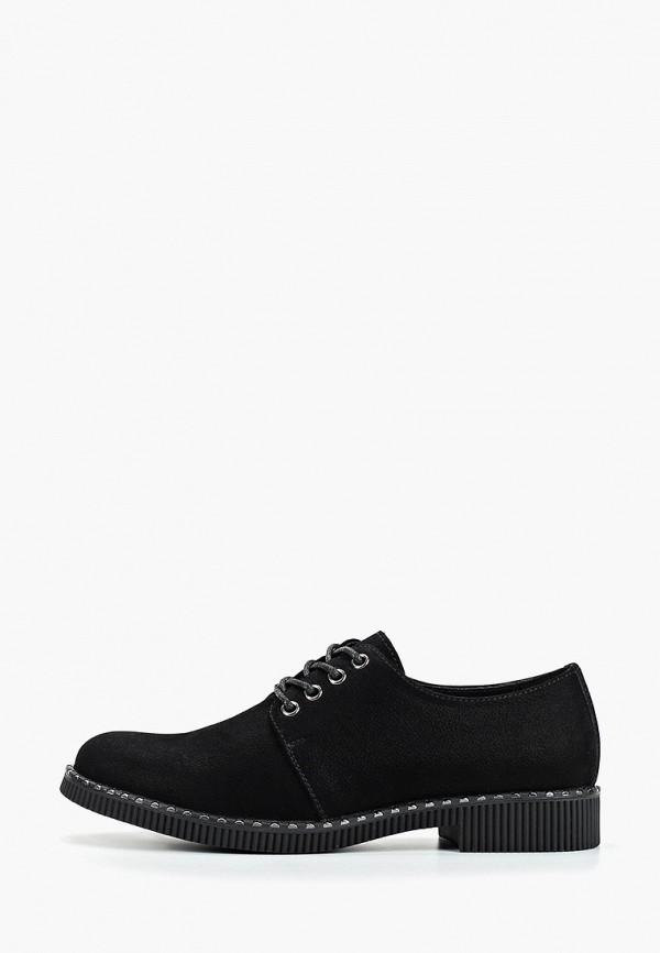 Фото - Женские ботинки и полуботинки T.Taccardi черного цвета