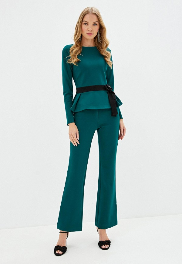 женский костюм bezko, зеленый