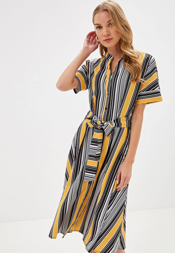 женское платье bezko, разноцветное