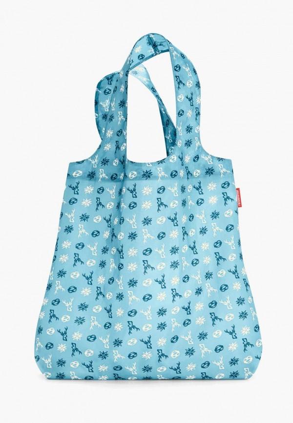 женская сумка reisenthel, голубая