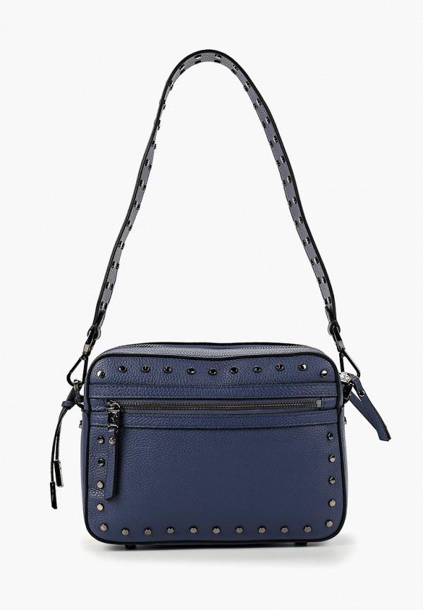 женская сумка eleganzza, синяя