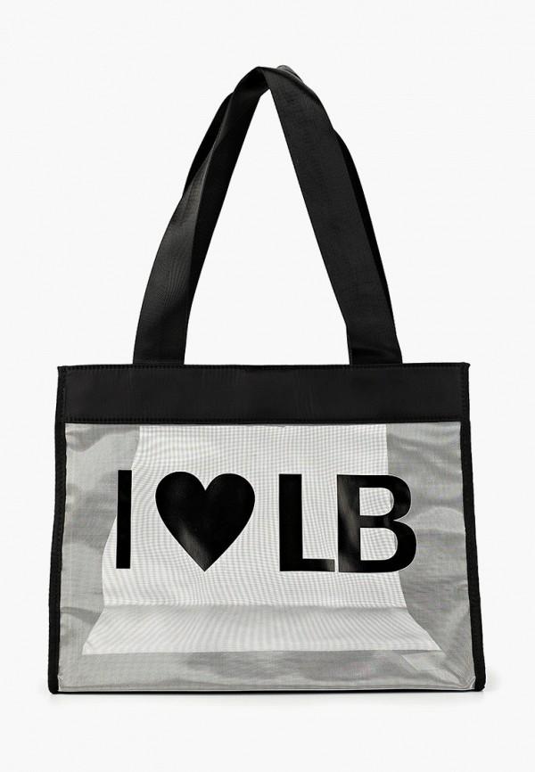 женская сумка-шоперы labbra, черная
