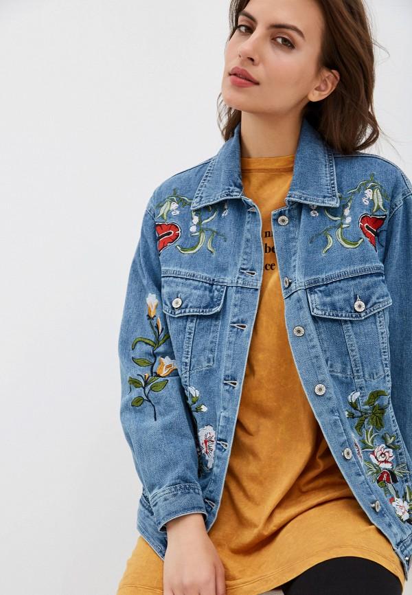 Куртка джинсовая Forza Viva