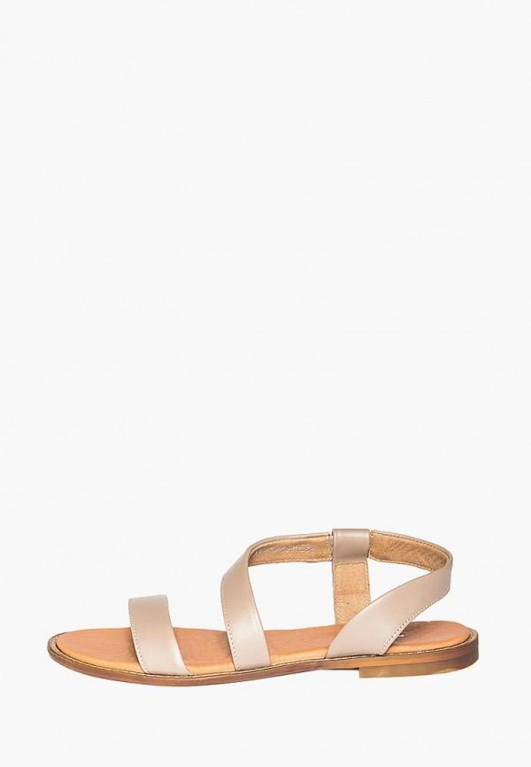 женские сандалии handys, бежевые