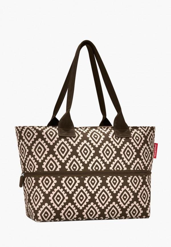 женская сумка reisenthel, коричневая