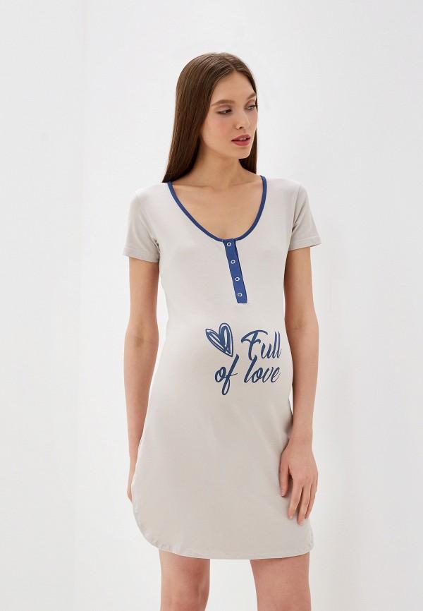 Платье домашнее Мамин дом Мамин дом MP002XW0R8JB цена