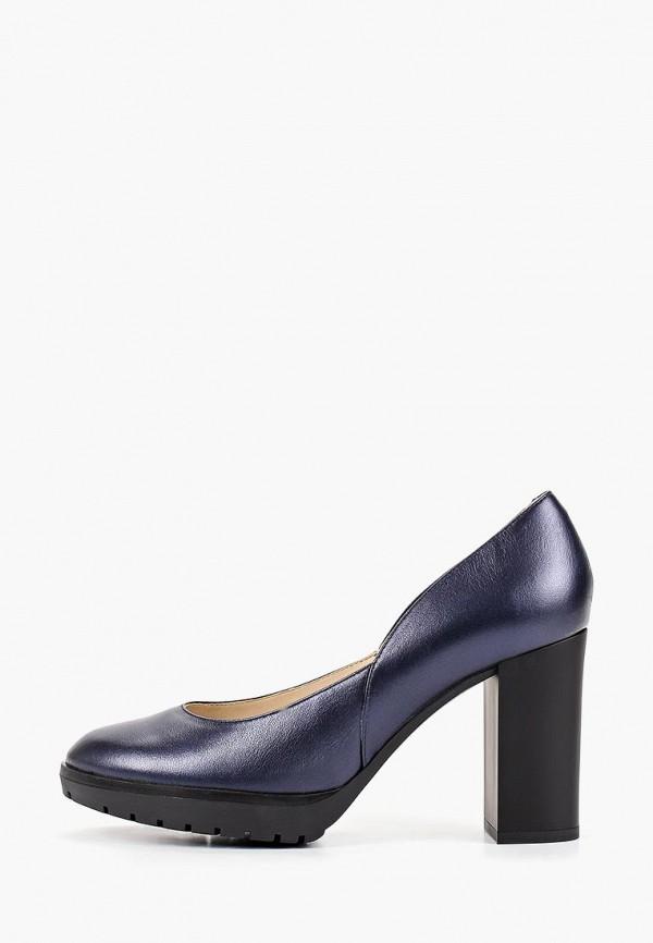 женские туфли ralf ringer, синие