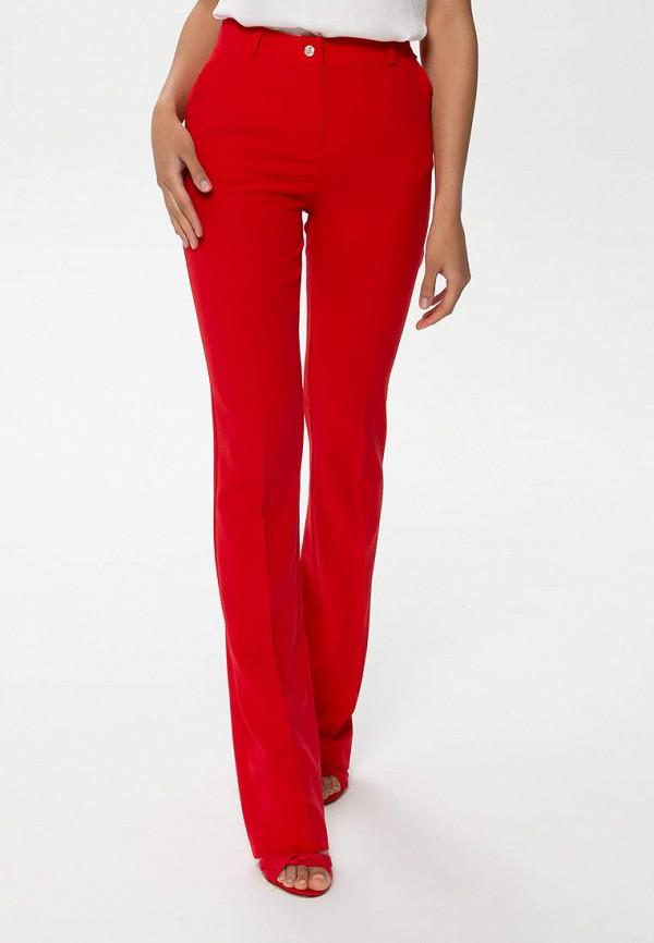 женские повседневные брюки anushka by anna pavlova, красные