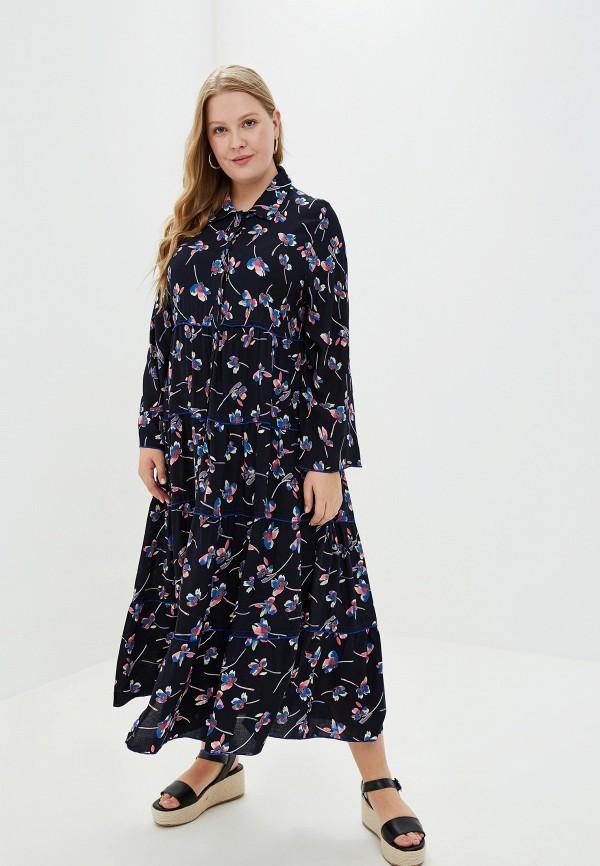 женское платье артесса, черное