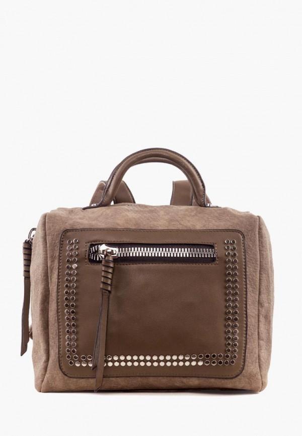 женский рюкзак mr520, коричневый