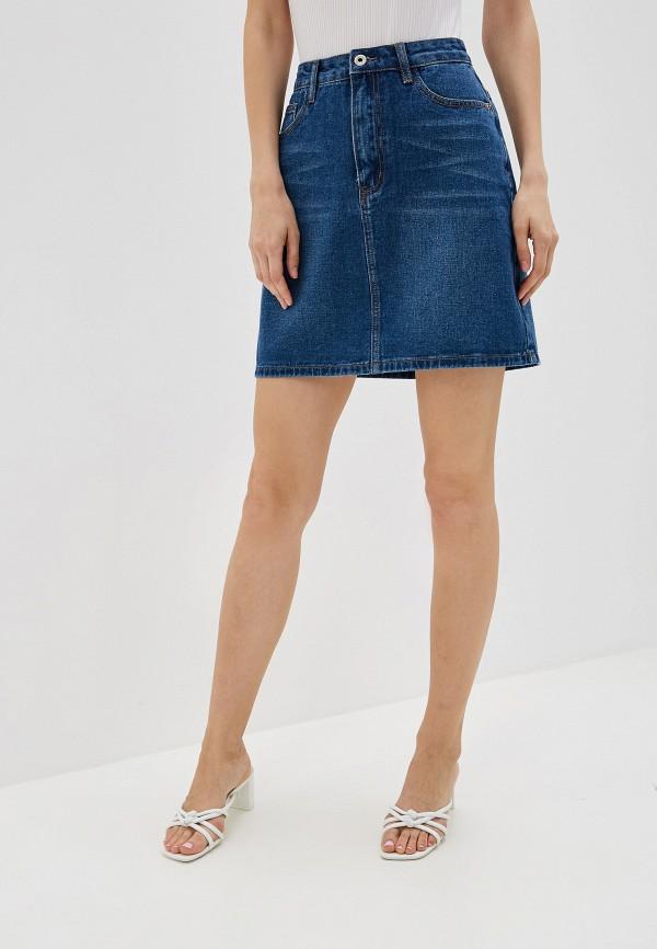 все цены на Юбка джинсовая Befree Befree MP002XW0R9IJ онлайн