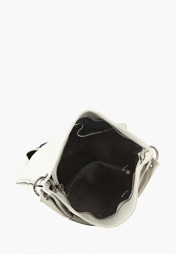 Фото 3 - Женские сумки и аксессуары Sergio Belotti белого цвета