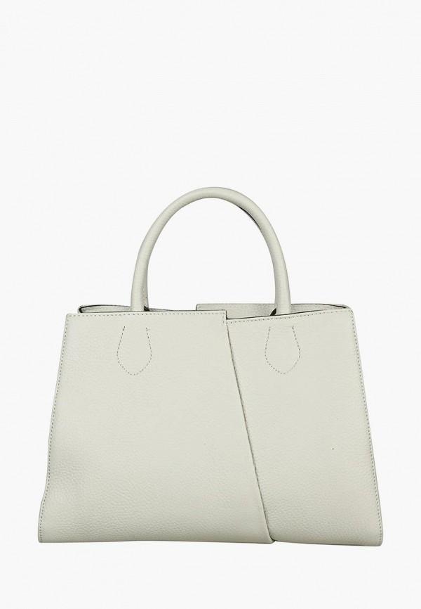 Фото 4 - Женские сумки и аксессуары Sergio Belotti белого цвета