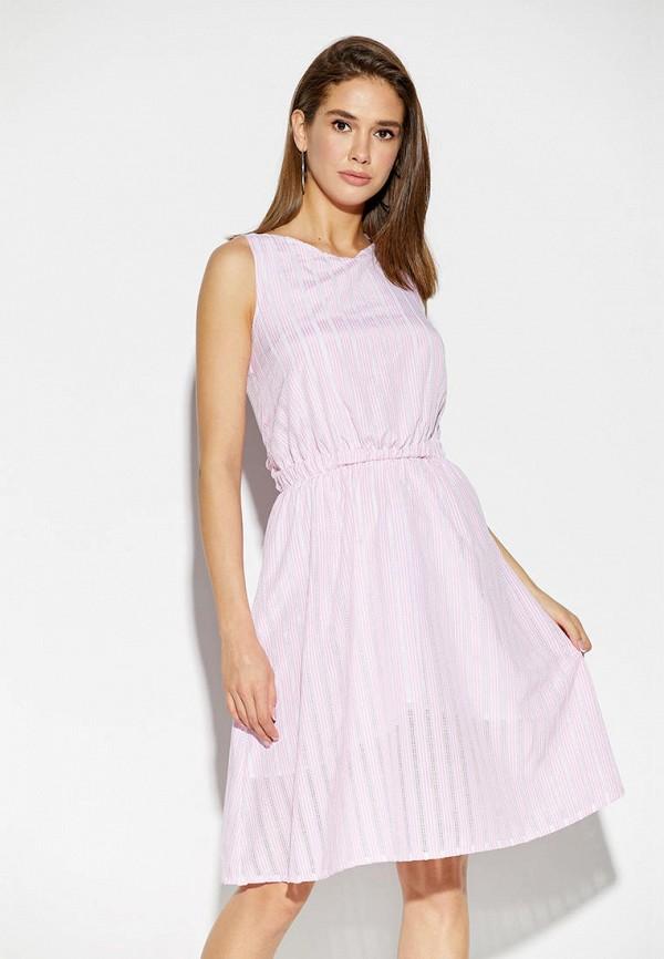 женское повседневные платье karree, розовое