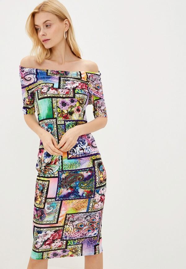 цена Платье MadaM T MadaM T MP002XW0R9YF онлайн в 2017 году