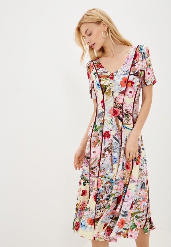 Платье MadaM T MadaM T MP002XW0R9Z1