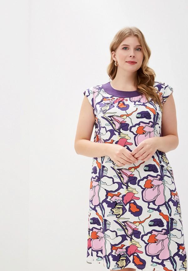 женское платье весталия, разноцветное