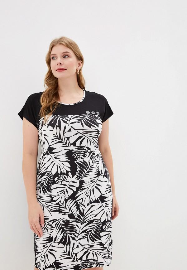 женское платье весталия, черное