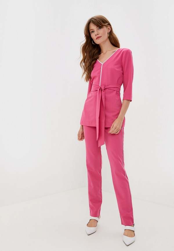 женский костюм bezko, розовый