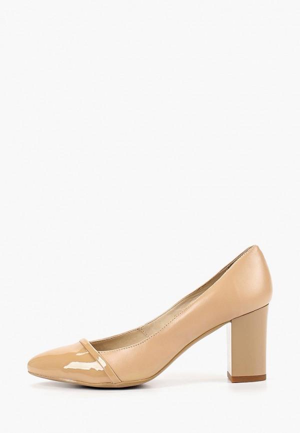 женские туфли ralf ringer, бежевые