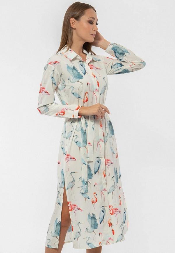 цена Платье Vladi Collection Vladi Collection MP002XW0RB03 онлайн в 2017 году