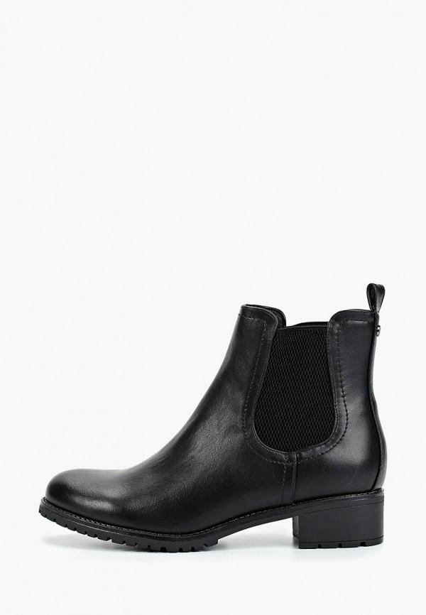 Ботинки T.Taccardi, Черный