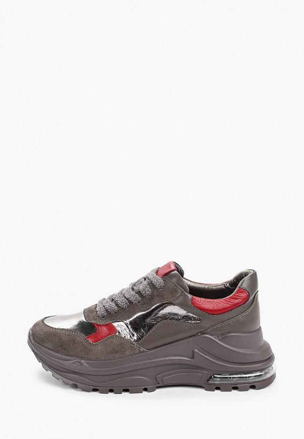 женские кроссовки vitacci, серые