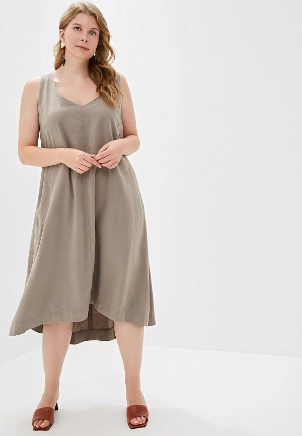 Платье Helmidge Helmidge MP002XW0RCAS полуприталенное платье с молнией спереди helmidge