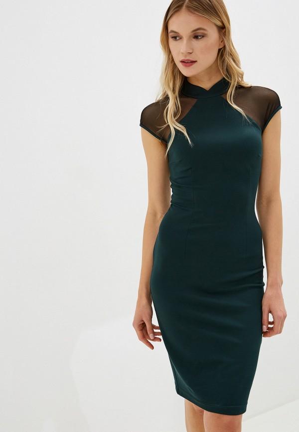 Фото - Женское платье Raya зеленого цвета