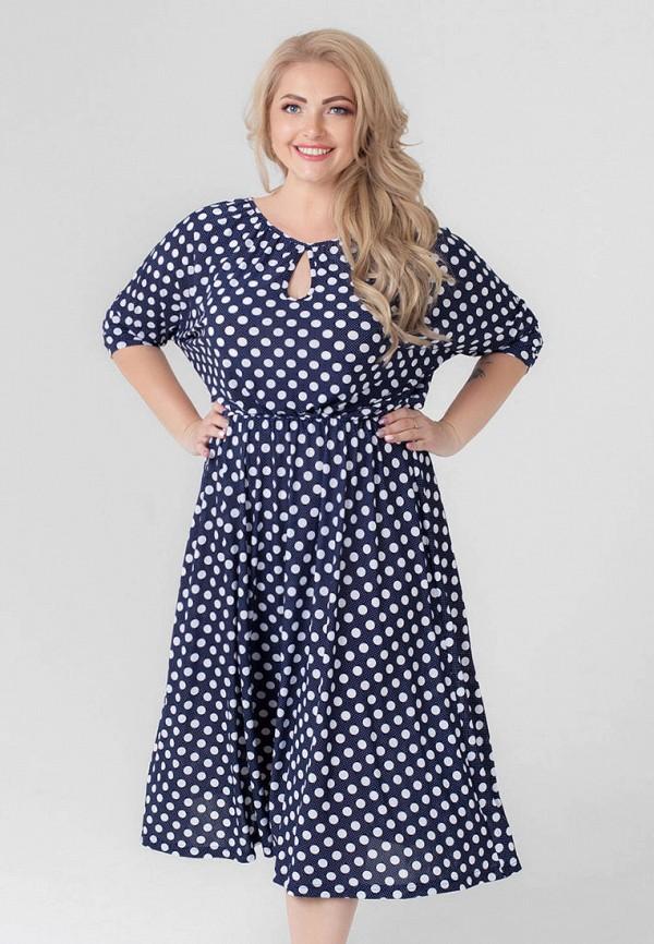 женское платье sparada, синее