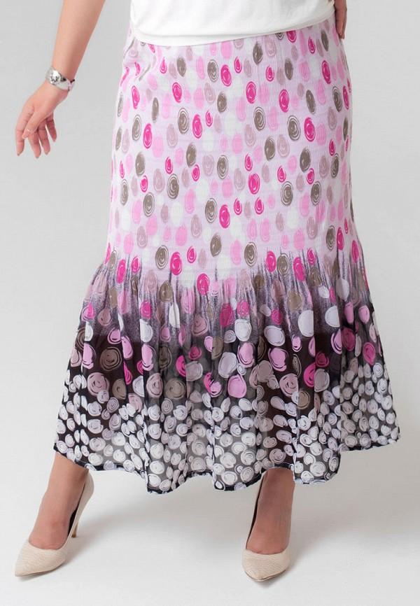 женская юбка sparada, розовая