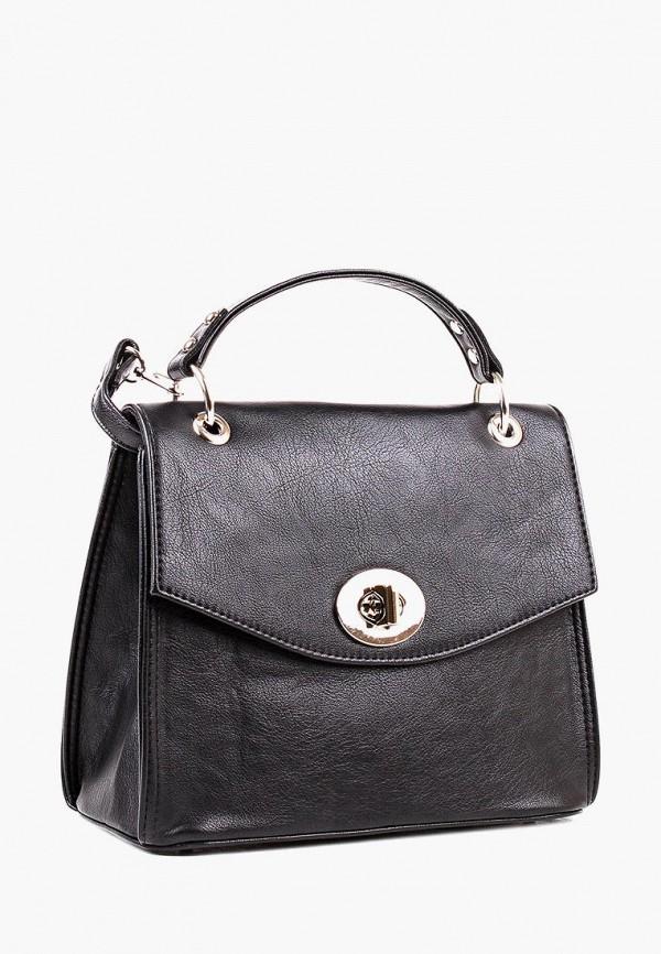 Фото 2 - Женские сумки и аксессуары Медведково черного цвета