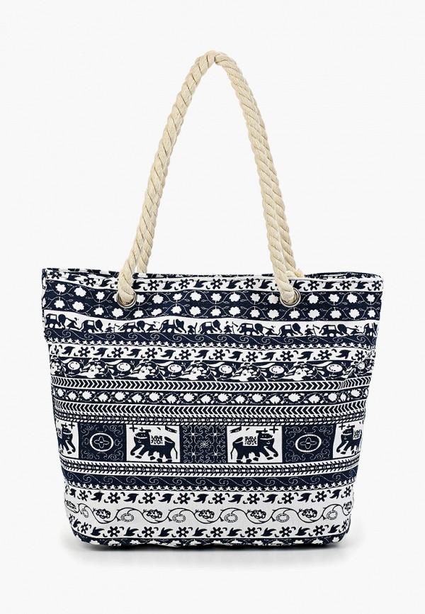 женская сумка wow miami, синяя