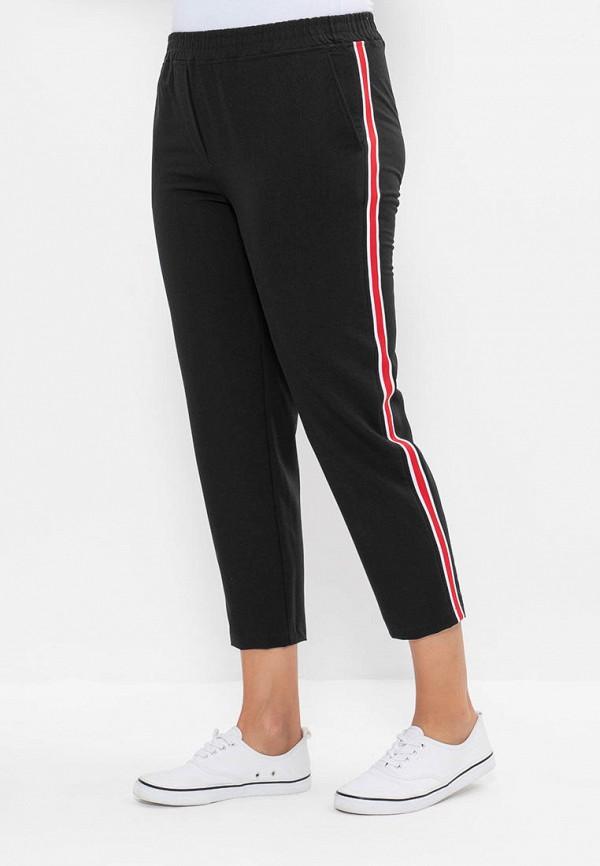 женские брюки cleo, черные
