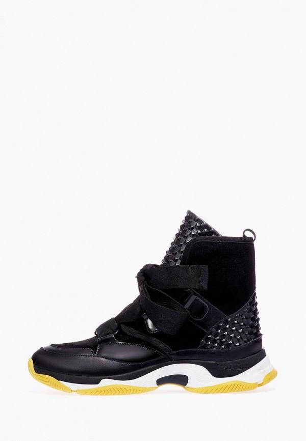 женские кроссовки emmelie delage, черные