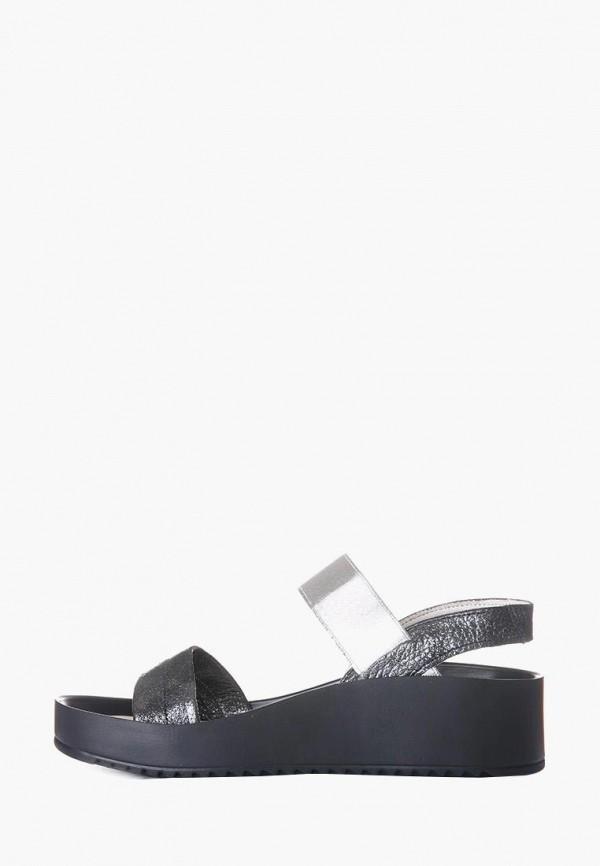 женские сандалии vm-villomi, черные