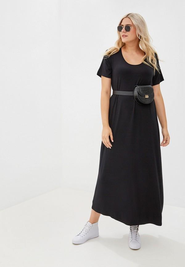 Фото - Женское платье Артесса черного цвета