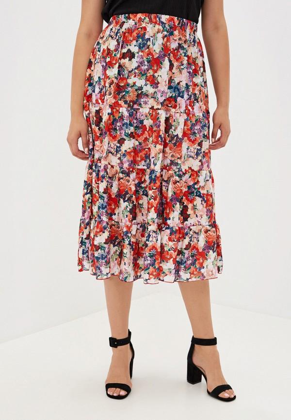 Фото - Женскую юбку Артесса разноцветного цвета