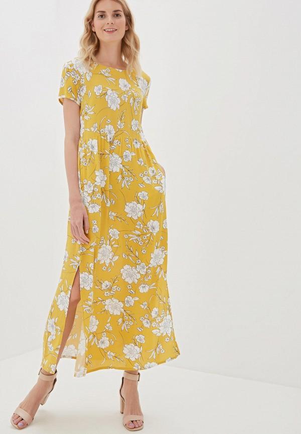 Фото - Женское платье Vittoria Vicci желтого цвета