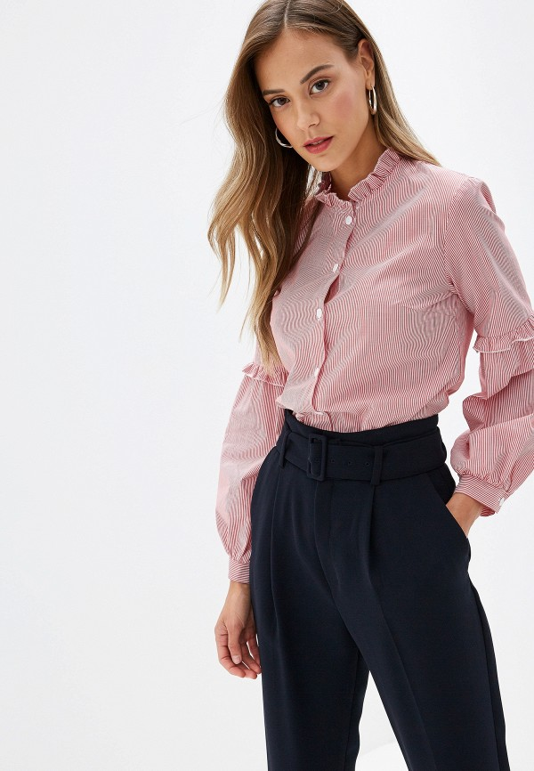 Фото - Женскую блузку Vittoria Vicci красного цвета