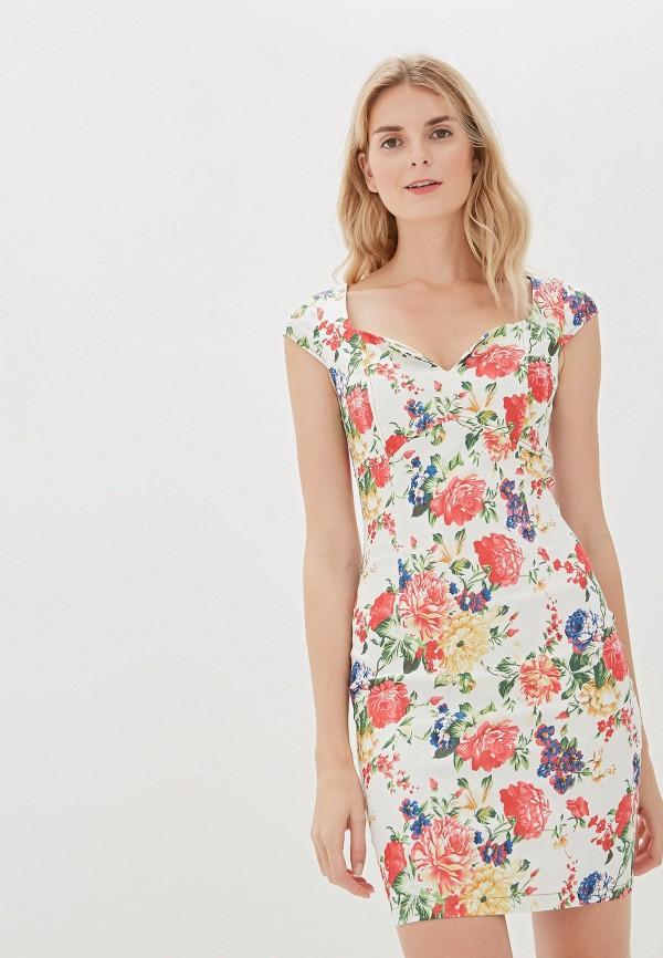 Фото - Женское платье Vittoria Vicci белого цвета