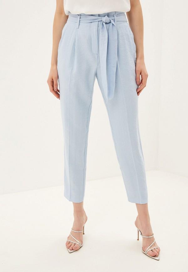 Фото - Женские брюки LC Waikiki голубого цвета