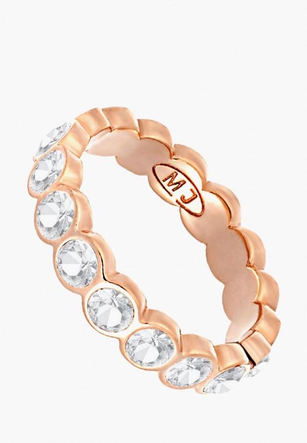 Кольцо Mademoiselle Jolie Paris Mademoiselle Jolie Paris MP002XW0REVB кольца ювелирная бижутерия mademoiselle jolie paris кольцо isabelle с голубыми кристаллами swarovski в золоте
