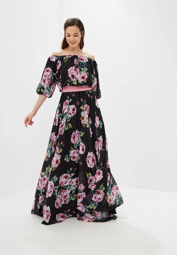 женское платье bezko, черное