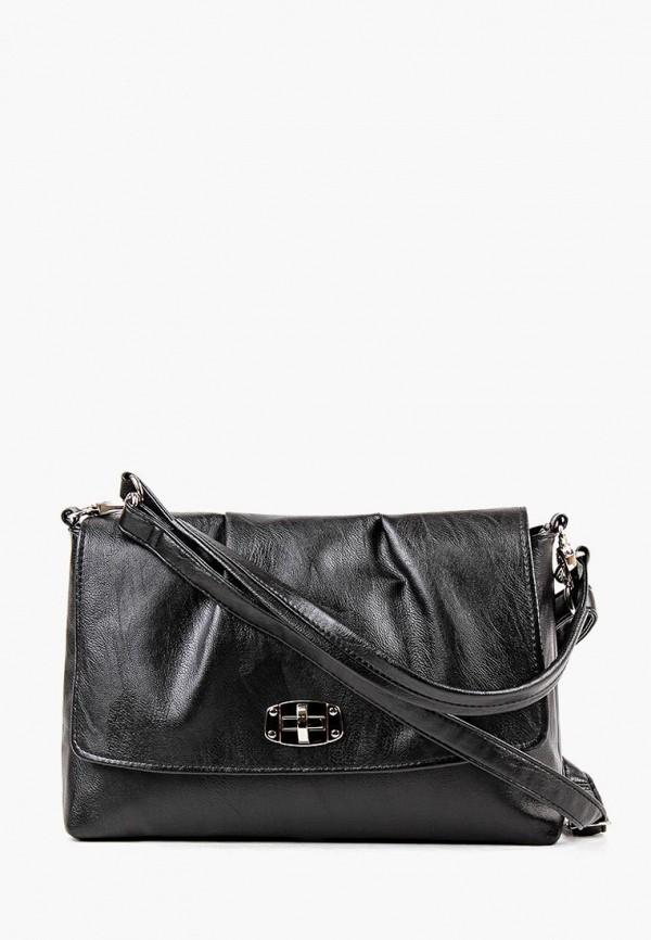 Фото - Женскую сумку Медведково черного цвета