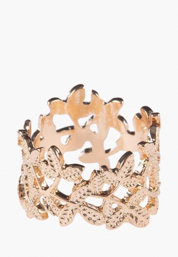 Фото - Кольцо diva золотого цвета