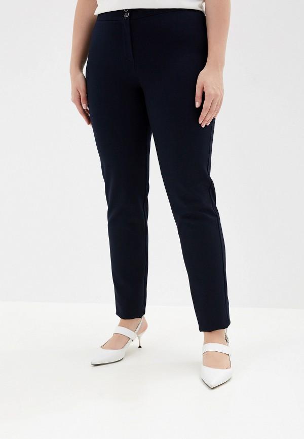 женские брюки viserdi, синие