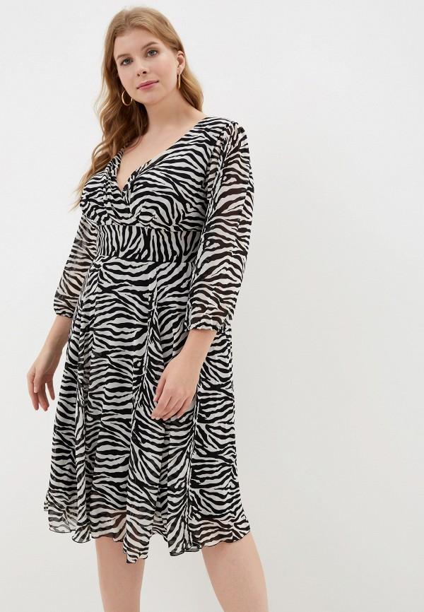 женское платье shegida, белое