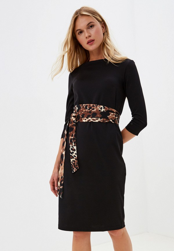 Фото - Платье Vera Nova Vera Nova MP002XW0RFSI платье женское vera nova 14 1045 2 46 черный 46